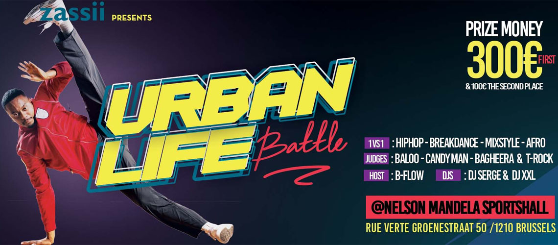 Urban dance Battle 16to4